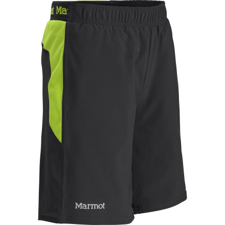 Camp and Hike The Marmot Boys' Ascend give your kid an easy comfortable fit that is great for hanging out around the house or around the campfire during summer camping trips. The mesh inserts will even help keep him cool when he's working up a sweat during an intense game of tag or a quick-paced hike. - $34.95