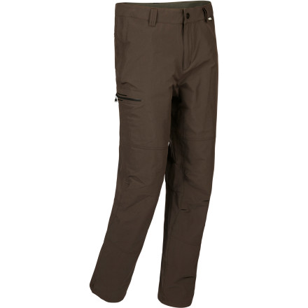 Camp and Hike You're probably a hiking enthusiast already, but you're going to enjoy the trails even more with the Millet Men's Trekker Stretch Pant. The Drynamic Stretch fabric has the comfy feel of cotton yet boasts the ability to wick away sweat and dry out in a flash, making these pants ideal for long summer days in the backcountry. - $99.95