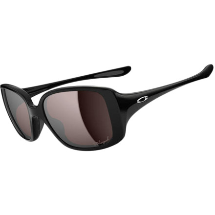 Camp and Hike The Oakley Women's LBD Polarized Sunglasses utilize top-notch tech like polarized lenses, optical integrity, and lightweight frame material to make sure your eyes and face feel great. But  most people will probably only notice the sexy style. - $170.00