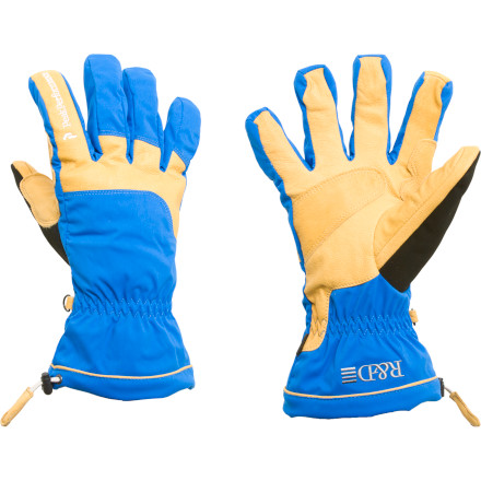 Ski It may be frigid, windy, and snowy outside, but your hands barely even notice the harsh weather when you wear the Peak Performance Purden Gloves. Waterproof breathable Gore-Tex membranes seal out the elements so your hands stay dry and cozy while you shralp the mountain or wait your turn in the lift line. - $39.98