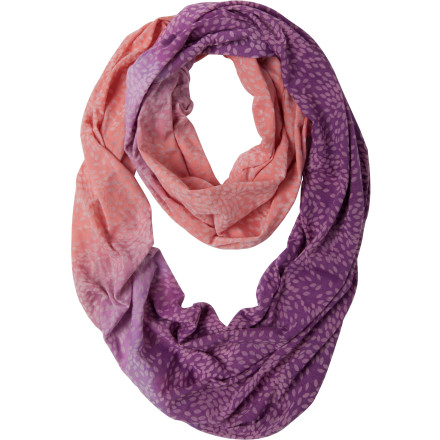 The prAna Women's Sara Scarf is probably the closest thing to actual magic you'll ever experience. You can wear this Moebius-strip-like infinity scarf dozens of different ways, but no matter how you rock it, it will add a little extra flavor to your style and give a plain outfit a finished look. - $33.95
