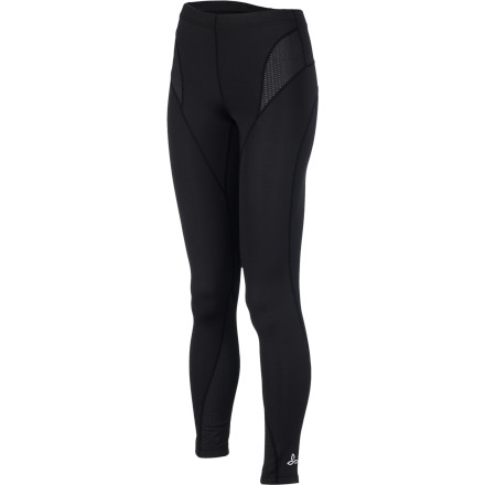 Fitness The prAna Women's Deena Pant offers you the comfort and athletic fit you need while you hike, trail run, or train. - $79.95