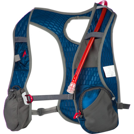 Fitness Whether you're an aspiring marathoner or a long-time veteran, rely on the support and comfort of the UltrAspire Spry Race Vest to hold your hydration, salt tabs, energy goo, and other essential items during your race or training session. - $79.95