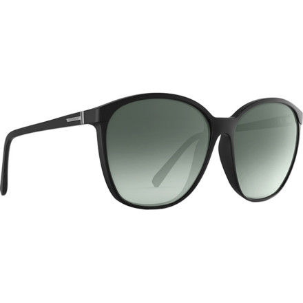 Camp and Hike Make every summer a Summer of Love in the '60s-inspired Von Zipper Ophelia Women's Sunglasses. The rounded Grilamid frame gives them a retro look, while shatter-resistant polycarbonate lenses provide durability so that the Ophelia stands the test of time physically as well as style-wise. - $89.95