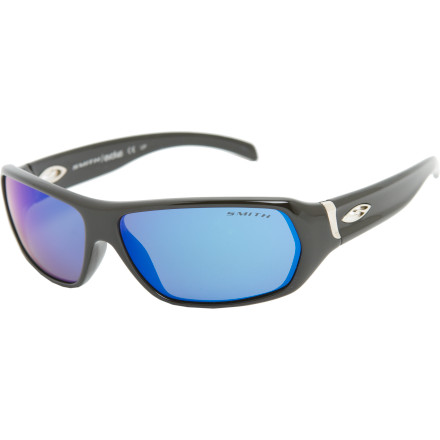 Camp and Hike Glare sucks. Take it out of your life forever with Smith's Polarized Pavilion sunglasses. The lightweight, shatter-resistant carbonic lenses offer outstanding, distortion-free optics, and the timeless styling won't need replacing any time soon. - $83.27