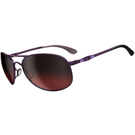 Camp and Hike Throw the Oakley Given Sunglasses over your eyes when you need a little relief from the sun. These sunnies shield you from UV radiation while it's fly-boy style gives you a classic aviator feel. You get the sun protection you need to brave eye-stinging glare and sleek look you want. - $150.00