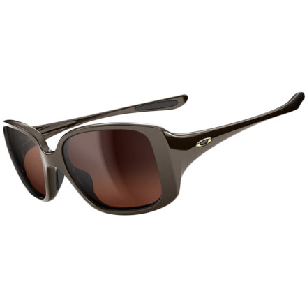 Camp and Hike The Oakley Women's LBD Sunglasses lay down versatile style that is great for anything from the beach to your daily commute. Oakley's solid optical tech gives these sunglasses a whole lot more than a sweet look. Total UV protection and visual clarity team up with a lightweight comfortable feel to keep your eyes and your face happy. - $120.00