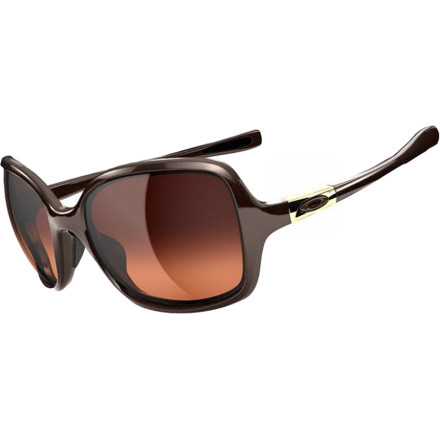 Camp and Hike Slide the Oakley Women's Obsessed Sunglasses over your eyes before you head to Sunday brunch. The technical lenses give your eyes sweet relief from head-splitting light while the O-Matter frame with Three-Point-Fit sit so lightly on your face, that you might forget you're wearing sunglasses. The most obvious benefit is the great style these glasses look so good that you won't feel like you need to take them off once you get inside the restaurant. Rest your eyes, order a Bloody Mary, and wait for your headache meds to kick in. - $130.00