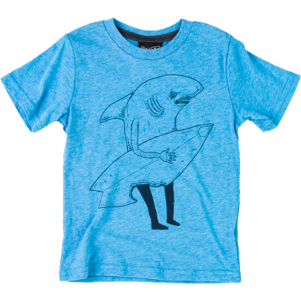 Surf Volcom Ash FA T-Shirt - Short-Sleeve - Little Boys' - $22.95