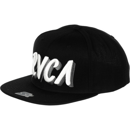 RVCA Sign Away Starter Hat - $33.95