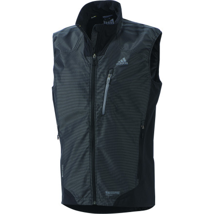 Fitness The adidas Terrex Hybrid Windstopper Softshell Vest provides crucial core warmth and guaranteed protection from chilling winds. Formotion technology offers an optimized fit designed to maximize mobility and comfort during athletic activity. - $109.95