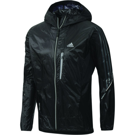 Fitness The packable, breathable, and windproof adidas Terrex Zupalite Jacket is a capable companion for aerobic activity in cool, damp weather. ClimaProof Wind fabric blocks out gusts while simultaneously pulling perspiration away from your skin to keep you comfortable during long stretches of activity. - $139.95