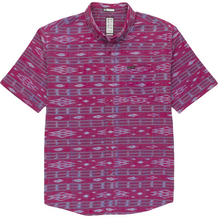 Surf Billabong Space Kadet Woven Shirt - Short-Sleeve - Men's - $54.95