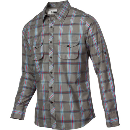 Reef Layover Shirt - Long-Sleeve - Men's - $57.95