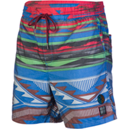 Surf The Insight Satan's Taco Board Short features the awesomest name ever, as well as a super-retro fit that hits way above the knee. - $41.21
