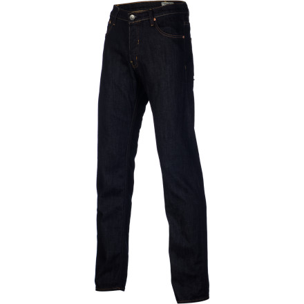 The WeSC Bob Denim Pant's straight leg and regular rise offer a classic, clean look that is all but immune to changing trends. - $50.67