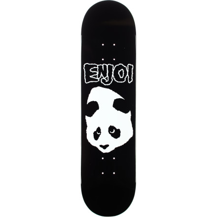 Skateboard If you don't know what band the graphic and name of the Enjoi Doesn't Fit Deck is referencing, then you should probably get a different board. - $49.95