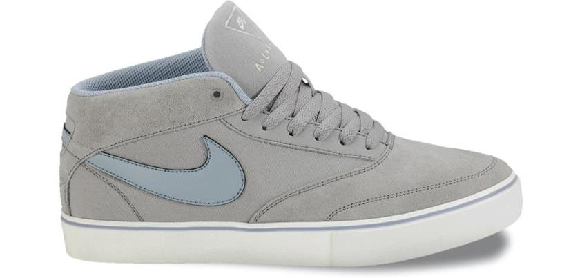 Skateboard Omar LR in Med Grey, Sail and Work Blue coming in October 2012