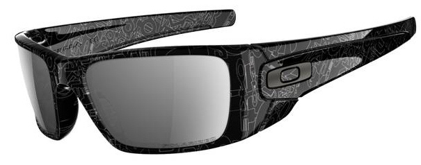 Entertainment Oakley's been toying with a mix of art and technology for some time. The idea was to create clean, authentic style for those who don't just walk the path of life - they stomp it and leave footprints. That's what led to Oakley FUEL CELL. The idea here is unflinching originality and a smooth look. It's proof that when authenticity speaks for itself, it speaks with volume. The two lenses are actually cut from a single shield of optically pure PLUTONITE then placed in the frame to maintain the original, continuous contour. An innovation of HIGH DEFINITION OPTICS (HDO), POLARIC ELLIPSOID lens geometry extends clarity all the way to your peripheral view, exceeding ANSI Z87.1 optical standards. Impact protection meets all ANSI Z87.1 basic standards while UV filtering is an unbeatable 100% for every single ray of UVA, UVB and UVC. The lens curvature and frame architecture improve side protection, and durable yet lightweight O MATTER frame material maximizes comfort with a perfect Three-Point Fit.Key Features of the Oakley Fuel Cell Sunglasses: Dual lens POLARIC ELLIPSOID geometry Optical precision and impact resistance meet or exceed Z87.1 optical and basic impact standards UV protection of PLUTONITE lens material that filters out 100% of UVA/ UVB/ UVC& harmful blue light up to 400nm Glare reduction and tuned light transmission of IRIDIUM lens coating Durability and all-day comfort of lightweight, stress resistant O MATTER frame material Comfort and performance of Three-Point Fit that holds lenses in precise optical alignment Metal icon accents - $170.00