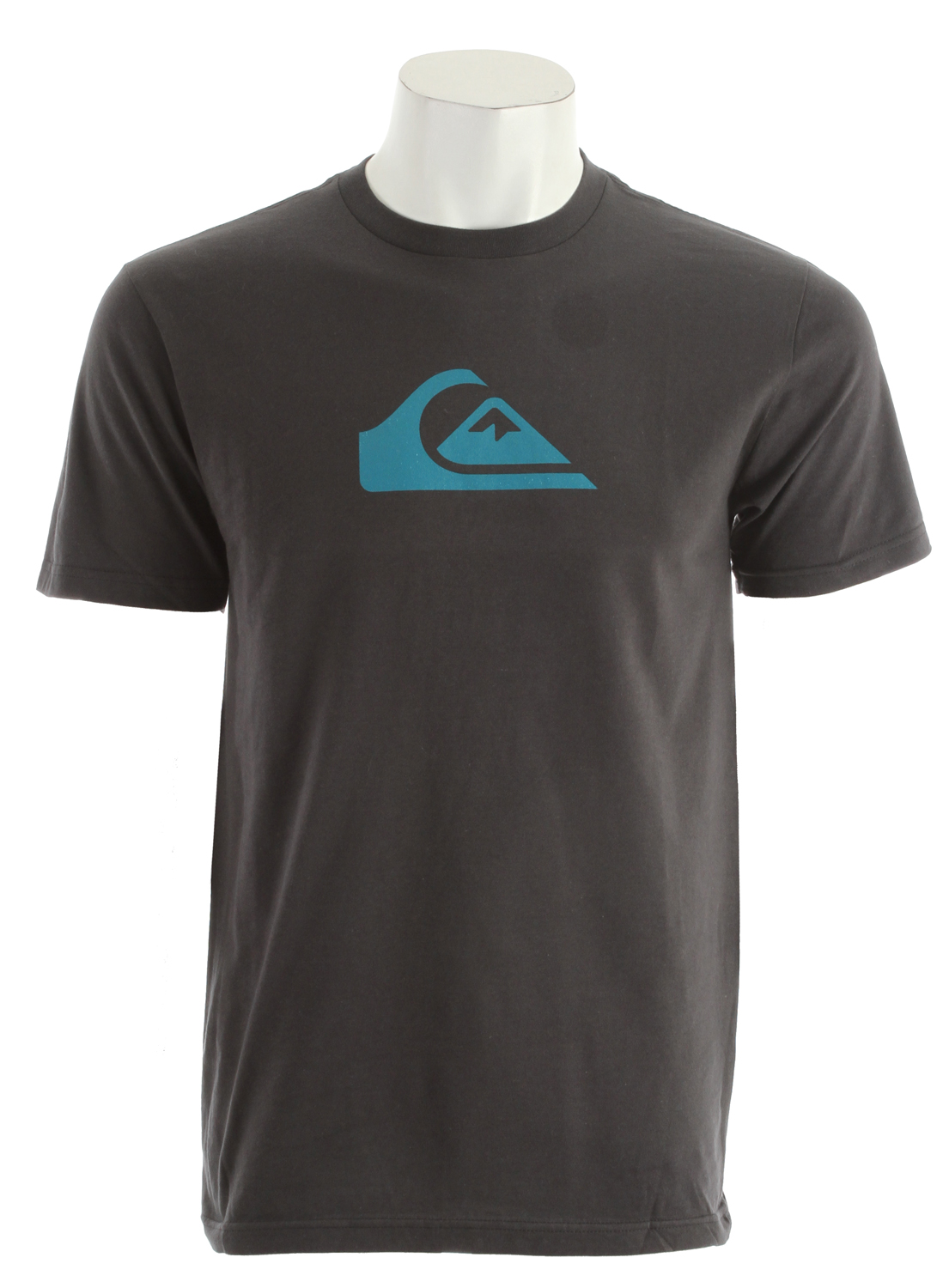 Surf The Mountain Waves slim fit crew says one thing and one thing well - you like mountain and waves. Key Features of the Quiksilver Mountain Wave Slim T-Shirt: 30 singles ringspun combed Solids: 100% Cotton Heathers: 50% cotton, 50% polyester Slim fit Machine wash - $14.95