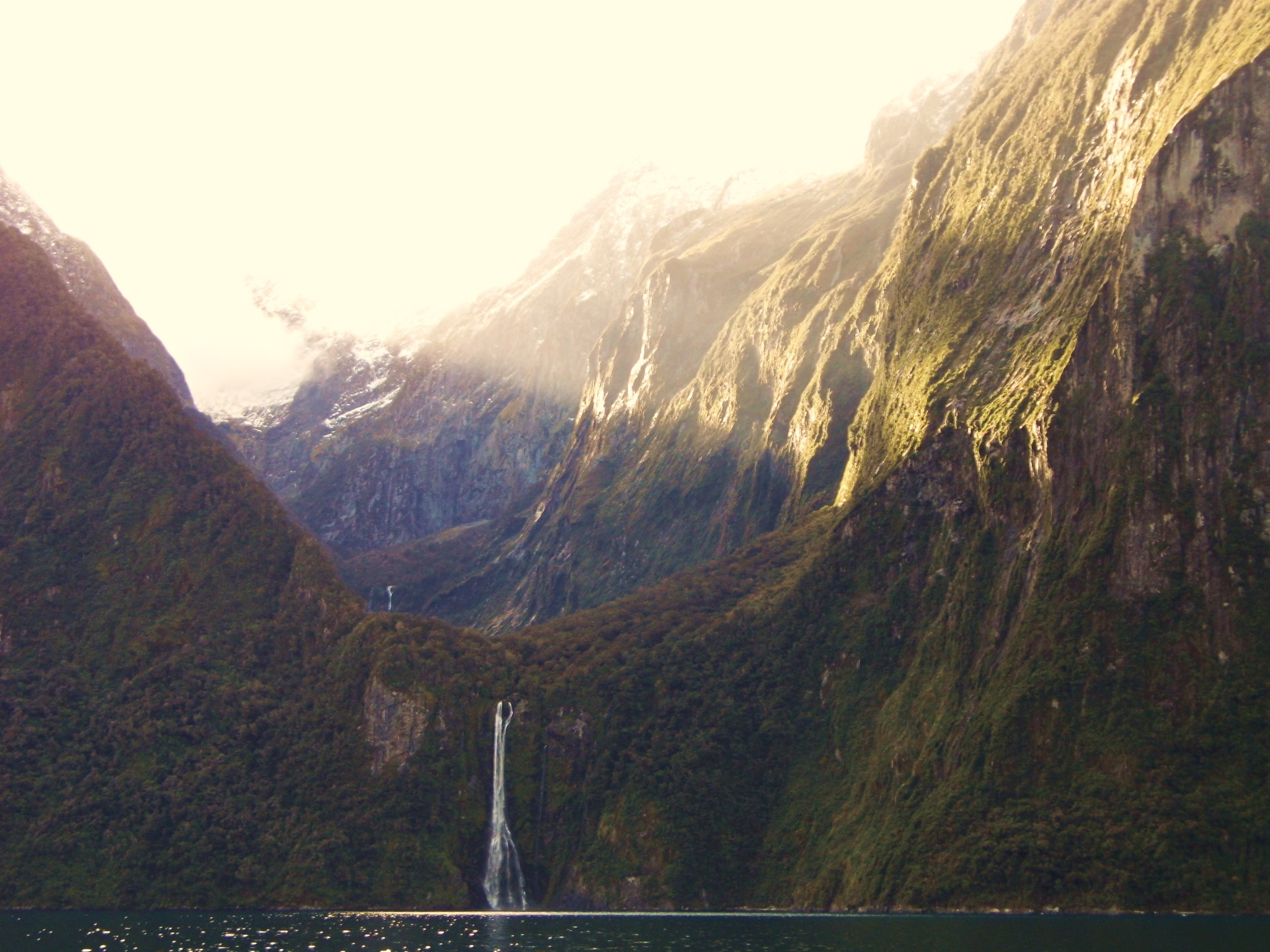 Camp and Hike Milford Sound