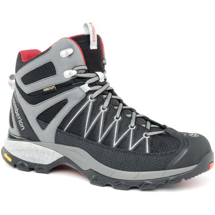 Camp and Hike A great choice for day hikes and multiday adventures, the Zamberlan 230 SH Crosser Plus GTX RR hiking boots are lightweight and responsive, yet offer amazing stability and protection, - $42.83