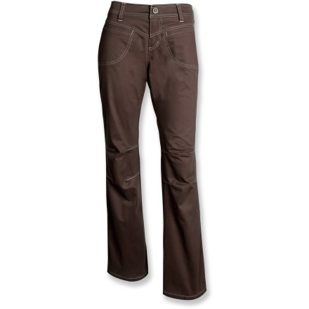 Camp and Hike Built for your busy life, the easy-care Kuhl Dulce pants are travel-friendly and soft next to the skin. - $39.73