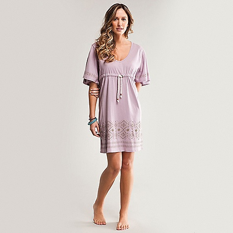 Entertainment Free Shipping. Carve Designs Women's Playa Dress DECENT FEATURES of the Carve Designs Women's Playa Dress It's the perfect dress for the beach Made of Organic Cotton and Modal fabric A very relaxed fit with loose arms Rope tie front at high waist Printed on sleeve and bottom hem - $71.95