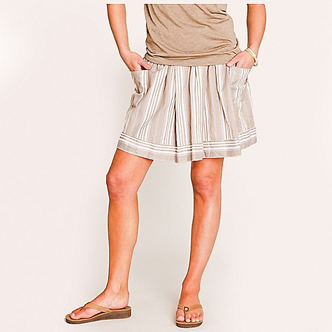 On Sale. Free Shipping. Carve Designs Women's Venice Skirt DECENT FEATURES of the Carve Designs Women's Venice Skirt Go-anywhere skirt Pull-on styling with a wide elastic smocked waist Two side pockets Sits at waist Brushed twill cotton Machine wash, line dry - $51.16