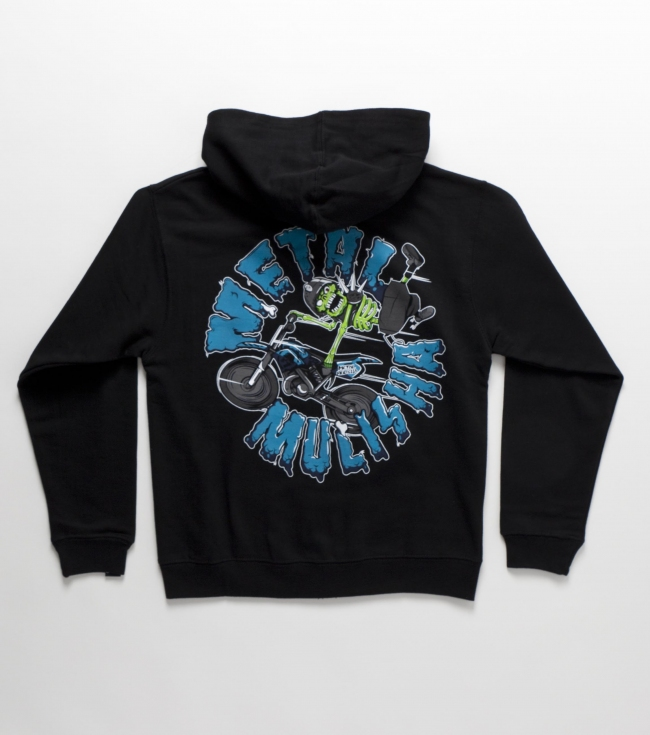 Motorsports Metal Mulisha boys Zip Hood. - $29.99