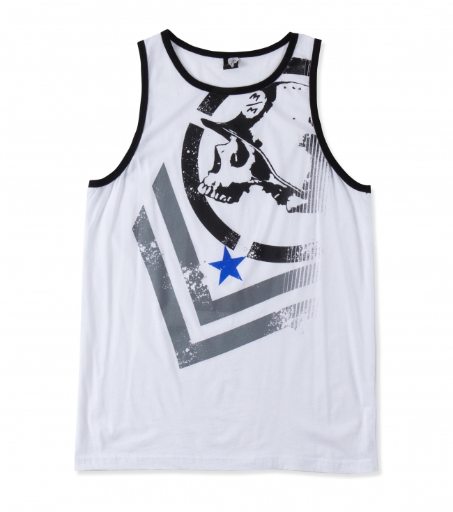 Motorsports Metal Mulisha Mens tank.  100% Cotton.  Screenprint. - $12.99