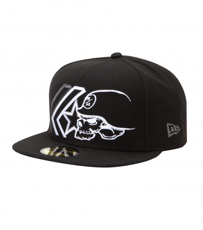 Motorsports Metal Mulisha Mens Hat.  100% Polyester New Era snapback cap with embroidery across front two panels. - $19.99