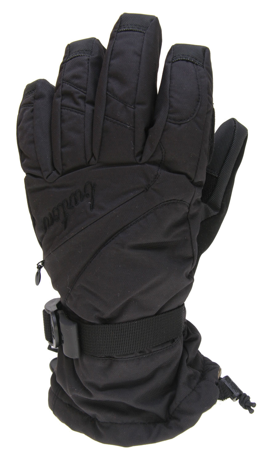 Snowboard The Burton Gore Snowboard Gloves are made with dryride ultrashell dual layered fabric. Featuring a removable stretchy glove, get extra comfort and warmth or simply wear it alone. Great thermacore insulation and microfleece lining provide that added warmth. So comfortable, rock these all day long. Super ideal for snowboarding, make sure to have these on at all times.Key Features of The Burton Gore Women's Gloves: DRYRIDE Ultrashell 2 Layer Coated Fabric GORE TEX Waterproof/Breathable Glove Insert Brushed Microfiber Lining Thermacore Insulation Removable, 4 Way Stretch DRYRIDE Thermex Liner with Stick Icky Grip Palm Soft Chamois Goggle Wipe Hidden Heater/Vent Pocket Pistol Grip Pre Curved Fit - $27.27