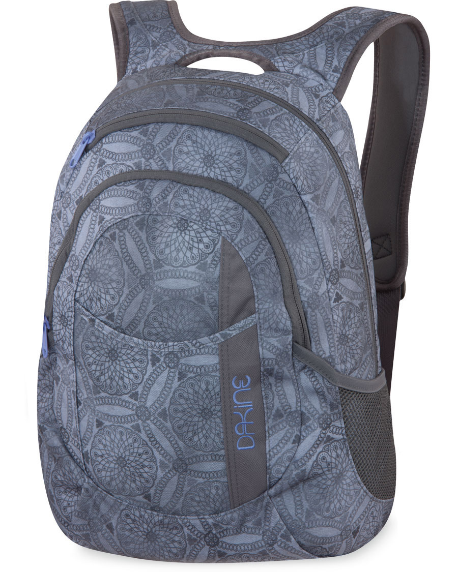 "Surf Looking for a great back to school backpack, if so checkout Dakine Garden Backpack Highland 20L. This backpack has many great features, a large compartment made to hold a laptop up to 14"" along with extra padding to protect it. Straps made to be secure and comfortable on your shoulders and a smaller organizational compartment, the Garden Backpack even has a fleeced lined pocket to put your sunglasses in. And for those rough on their gear enjoy the 1 year manufacture warranty.Key Features of the Dakine Garden Backpack 20L:  Padded laptop sleeve  Fits most 14"" laptops  Organizer pocket  Mesh side pockets  Fleece lined   Sunglass pocket  1200 cu. in. [ 20L ]  17.5 x 12 x 6.5"" [ 44 x 30 x 16cm ]  600D Polyester - $28.95"