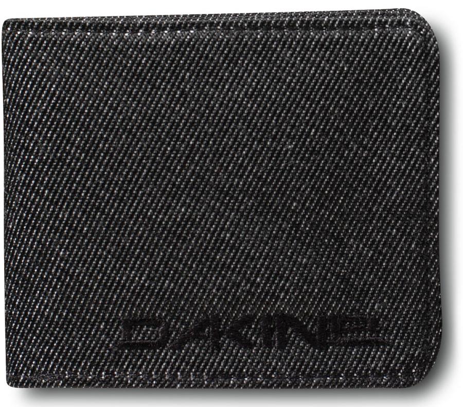 Entertainment Key Features of the Dakine Payback Wallet: Polyester Tri fold Zippered coin pocket - $17.00