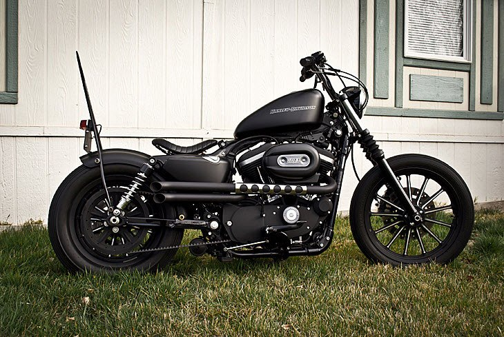 Auto and Cycle Sportster