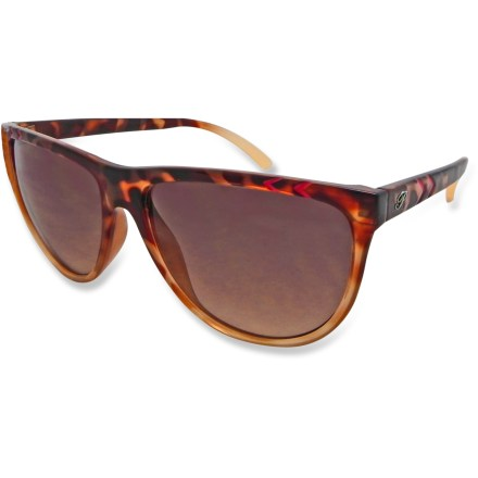 Camp and Hike Simple style and superior sun protection combine in the Julie polarized sunglasses from Pepper's. - $27.83