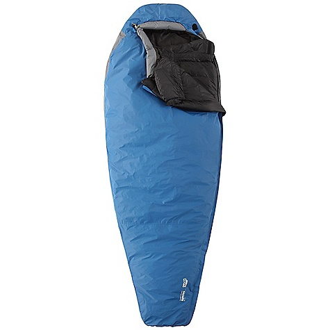 Camp and Hike Free Shipping. Mountain Hardwear Spectre Sleeping Bag The SPECS Temperature Rating: 20deg F / -7deg C Loft Size: 5in. / 13 cm Stuff Size: 9 x 13in. / 23 cm x 33 cm EN Comfort Rating: 30deg F / -1deg C En Comfort Limit: 19deg F / -7deg C EN Extreme: -13deg F / -25deg C Shell: Dry.Q Elite 20D MicroRipstop (100% nylon) Insulation: Q.Shield DOWN 800-fill Lining: 30D Taffeta (100% nylon) The SPECS for Regular Fill Weight: 1 lb 01 oz / 474 g Total Weight: 3 lbs / 1.36 kg Inside Length: 78in. / 198 cm Shoulder Girth: 60in. / 152 cm Hip Girth: 56in. / 142 cm Foot Girth: 38in. / 97 cm The SPECS for Long Fill Weight: 1 lb 02 oz / 512 g Total Weight: 3 lbs 3 oz / 1.45 kg Inside Length: 84in. / 213 cm Shoulder Girth: 62in. / 157 cm Hip Girth: 58in. / 147 cm Foot Girth: 40in. / 102 cm - $699.95