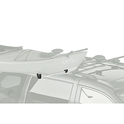 Wake Free Shipping. Thule Outrigger II Roof Rack FEATURES of the Thule Outrigger II Roof Rack Supports up to 50% of the kayaks weight and prevents vehicle contact Integrated load stop prevents boat from sliding off bar Holds nearly every kayak shape and size Fits Thule square bar rack system only Accommodates kayaks up to 75 lbs - $99.95