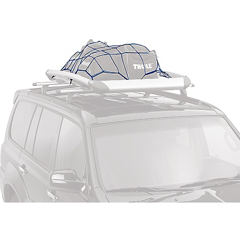 Camp and Hike On Sale. Thule Cargo Net DECENT FEATURES of the Thule Cargo Net Heavy-duty cargo net Secures all luggage, camping and cargo gear in the Thule 690XT M.O.A.B. roof basket OVERSIZE ITEM: We cannot ship this product by any expedited shipping method (3-Day, 2-Day or Next Day). Even if you pick that option, it will still go Ground Shipping. Sorry for being so mean. This product can only be shipped within the United States. Please don't hate us. - $35.96