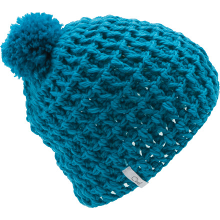 Snowboard After all those crochet and shuffle-board lessons with grandma, you've come to appreciate warm hats like the Coal Women's Waffle Beanie. Sized to fit your head without too much sag, this silky smooth acrylic lid will keep you toasty warm next time you have to help Ms.Gunderpants cross the street with her six cats and three miniature poodles. - $10.48