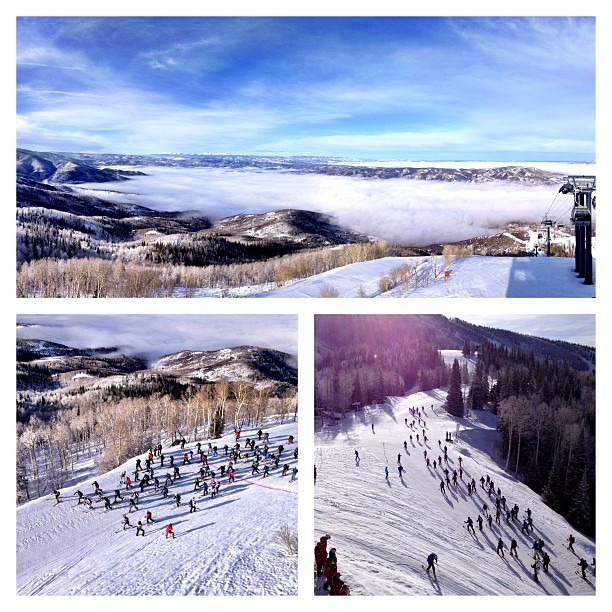 Ski SteamboatResort