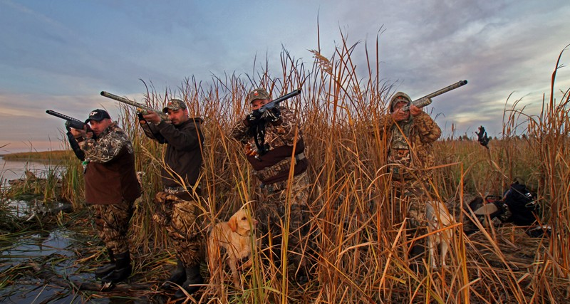 Hunting Ready for the duck opener?
