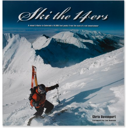 Ski Ski the 14ers documents author Chris Davenport's remarkable accomplishment of skiing all of Colorado's 14,000 ft. peaks in one year. - $24.93