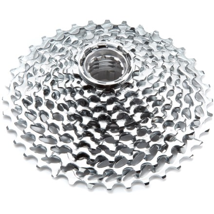 Fitness A solid all-around performer, the SRAM PG-1070 10-speed cassette offers clean, crisp shifting, durable construction and a wide gear range. - $49.93