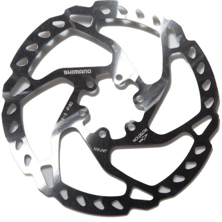 Fitness This Shimano SLX SM-RT66 disc brake rotor supplies powerful braking at a great value, whether you're replacing an old rotor or upgrading your current ride. - $21.95