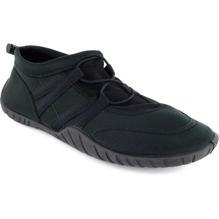 The mens' Rafters Cabo water shoes provide grip and traction when playing around rocky rivers or smooth, sandy beaches. - $12.73