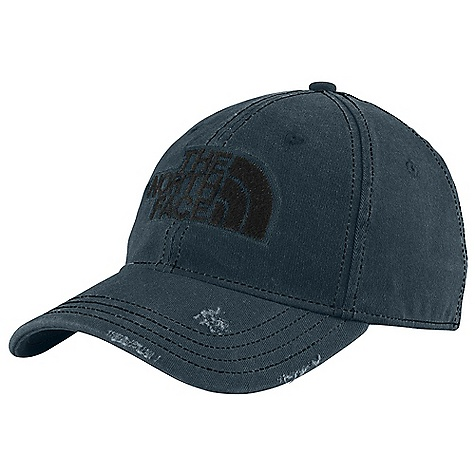 The North Face RexFlex Hat DECENT FEATURES of The North Face RexFlex Hat A-Flex Fit Distressed fabric Embroidered logo The SPECS Shell: 16D 98% cotton, 2% elastane Lining: stretch nylon sweatband This product can only be shipped within the United States. Please don't hate us. - $29.95