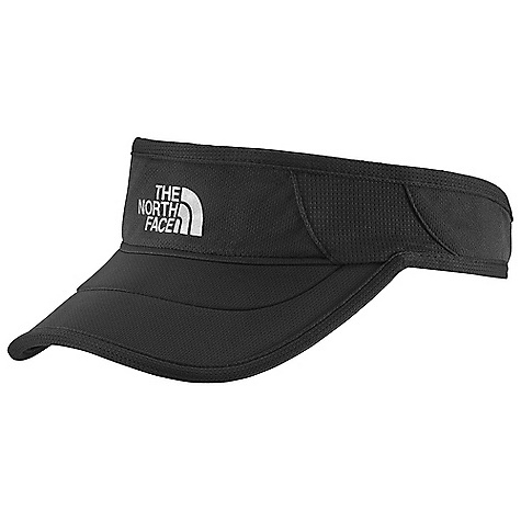 The North Face GTD Visor DECENT FEATURES of The North Face GTD Visor Lightweight Adjustable back New smaller size QuickDry Ultraviolet Protection Factor (UPF) 50 The SPECS Shell: 50D 100% polyester Lining: 100% polyester sweatband This product can only be shipped within the United States. Please don't hate us. - $24.95