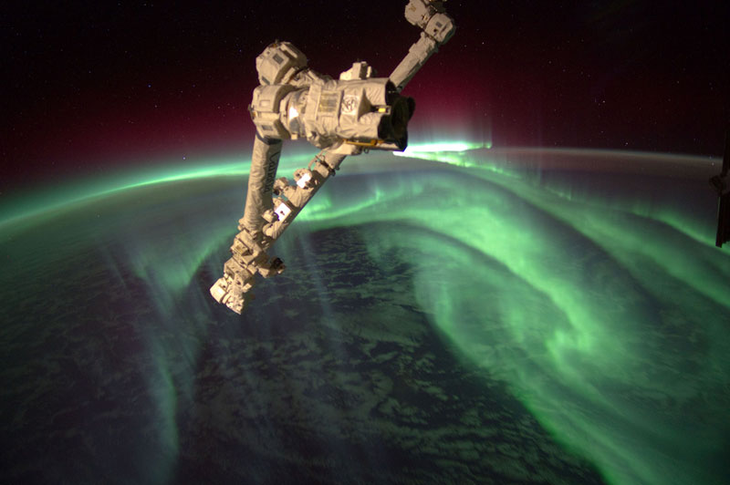 Entertainment AURORA ASTRALIS FROM SPACE